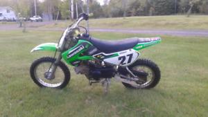 2008 KLX 110