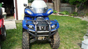 2 grizzly 660 2004 a vendre