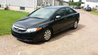 Honda Civic Sedan-NEW MVI!! Low Kms!!!