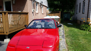 93' Nissan 240SX CONVERTIBLE SPECIAL EDITION **contact Dennis