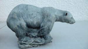 Polar Bear Carvings Large and Small $100 pair. Prince George British Columbia image 6