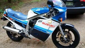 1985 Suzuki GSXR