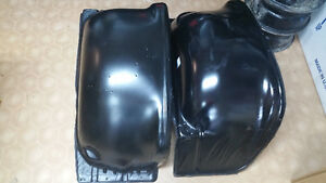 1973 1980 73 80 GMC Chevrolet Truck GENUINE GM NOS INNER FENDERS