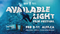 ++ Available Light Film Festival  Feb 3 to 11 ++
