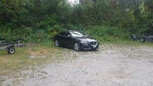 2012 Jaguar XFR Sedan