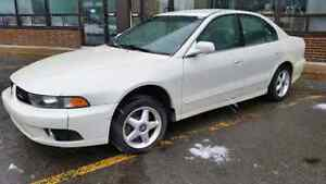 2003 mitsubishi galant good for winter  West Island Greater Montréal image 1