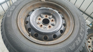 Snow tires for sale 205.70.15