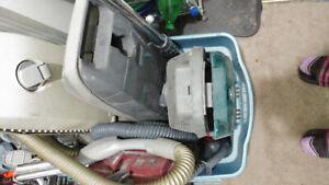Kenmore Whispertone Vacuums for parts