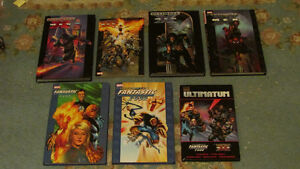 Ultimate Marvel Comics Collection