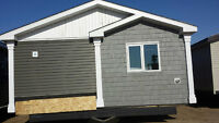 New build 22 x 76 Mobile home. Factory special