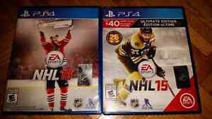 PS4 Sports Games (Various Prices)