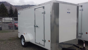 Southland 6'x12' Enclosed Trailer, Lowest price of the year!