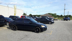 2003 Honda Civic Hx Sedan