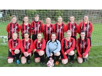 Women's football team looking for players (Wirral)