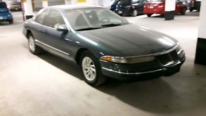 1995 Lincoln Mark Series Coupe (2 door)
