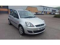 2007 Ford Fiesta 1.4TDCi Style Climate