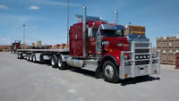 A-Z Driver for flatbed hauling in Eastern Ontario