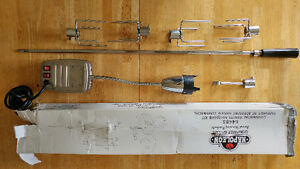 Napoleon Commercial Quality Rotisserie Kit (64485)