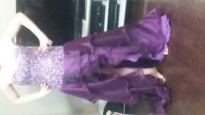 prom dress sz 6 from Ballets paid 500