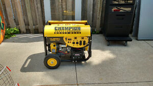Champion 9000 W Portable Gasoline Generator