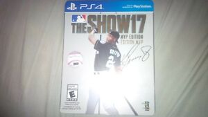 PS4 The Show 17 [MVP Edition] $100 OBO