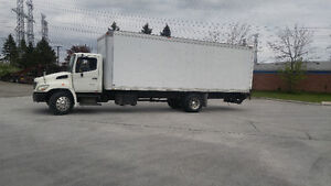 2006 Hino 338 28FT BOX Certified/ETested