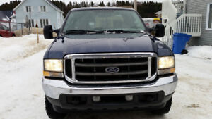 Camion FORD F250