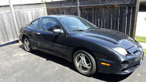 2001 Pontiac Sunfire gt Coupe (2 door)