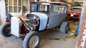 1929 Tudor Sedan