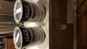2 gallons of X-pert Dulux paint Kitchener / Waterloo Kitchener Area image 1