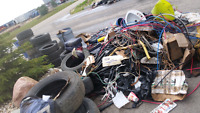 THE JUNK REMOVAL COMPANY 780 807 7634