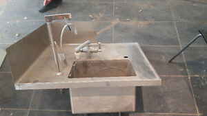 Evier En Acier Inoxydable Stainless steel sink commercial CHEAP