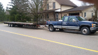Flatbed Hauling &Towing