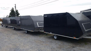 Hybrid Snowmobile Trailers at Awesome Prices!