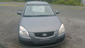 2007 KIA RIO LOW KM's!!! SOLD