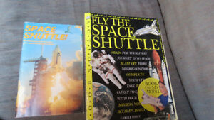 space shuttle books(2)