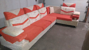 Mint Condition Sectional