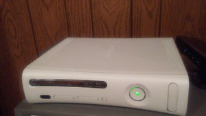 Xbox 360 comes with all cords and controller and more