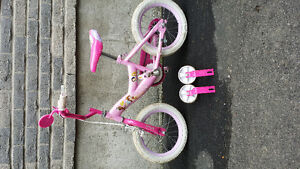Huffy Princess bike