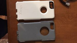 White/Grey otter box iPhone 6