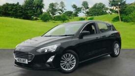 2019 Ford Focus 1.0 EcoBoost 125ps Titanium 5d Manual Petrol Hatchback