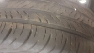 2014 Ford Escape new tires and rim. Windsor Region Ontario image 3