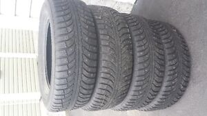 "18"" Studded Winter Tires-Mint Condition St. John's Newfoundland image 1"