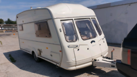 Vanroyce 420/2,coach built, awning, accessories