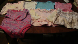 BABY GIRL CLOTHES - 3 months