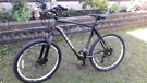 Jamis Durango 2 hydraulic disc brake mountain bike mint
