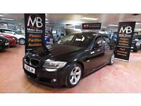 2011 BMW 3 SERIES 320d EfficientDynamics [Start Stop] 6 Speed Diesel AUX