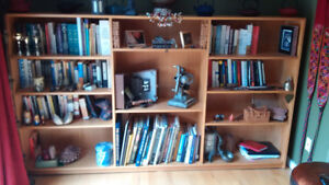 Bookcases - all shapes and sizes