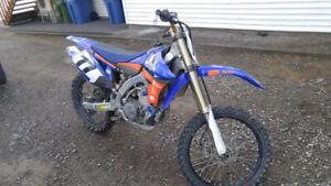 Yz450f 2010