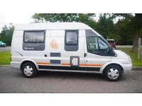 Globecar Trendscout 2 Berth Campervan